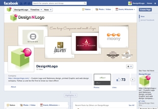 We can brand your Facebook page in 2 hours!