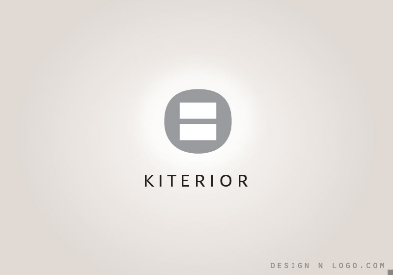 Kiterior Kitchens logo design