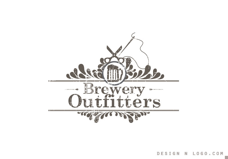Brewery Outfitters logo design